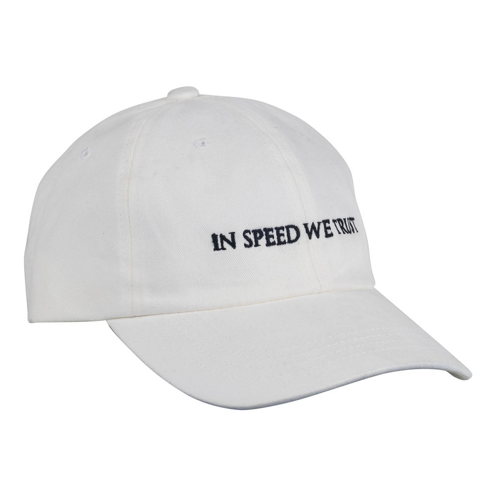 "Dad Hat ""Cult Member"" White"