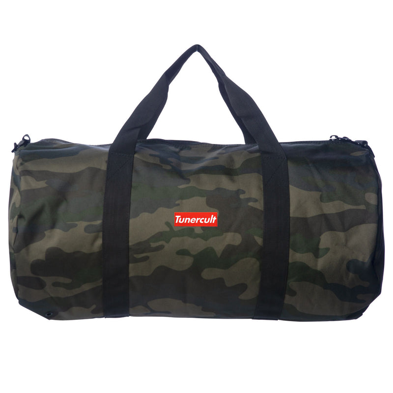 """FOREST CAMO"" Duffle Bag"