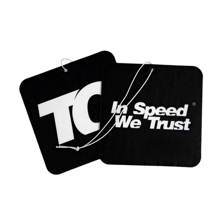 Air Freshener - In Speed We Trust