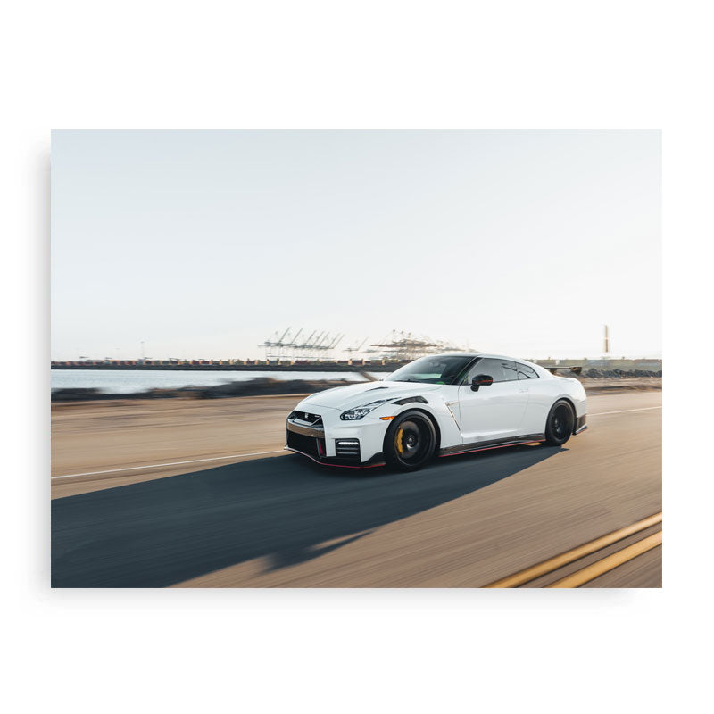 NISMO GT-R POSTER - ROLLER