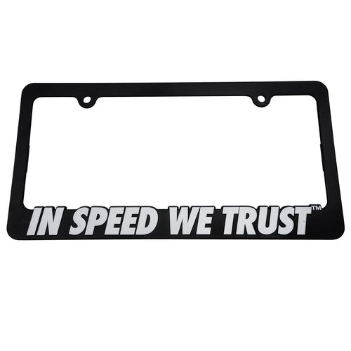 ISWT - License Plate Frame