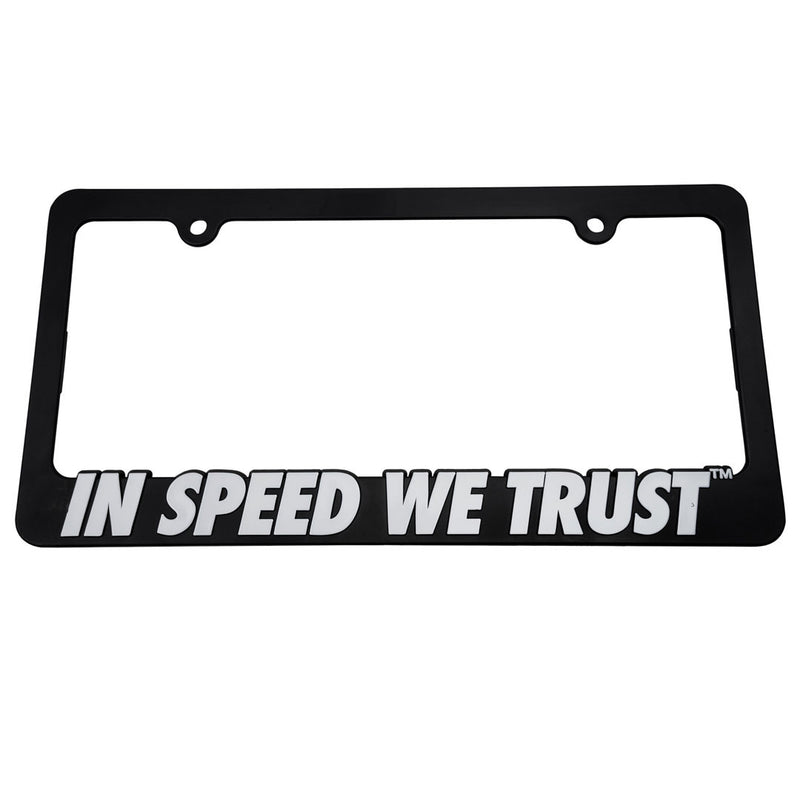 ISWT - License Plate Frame (ONLY 200 AVAILABLE)