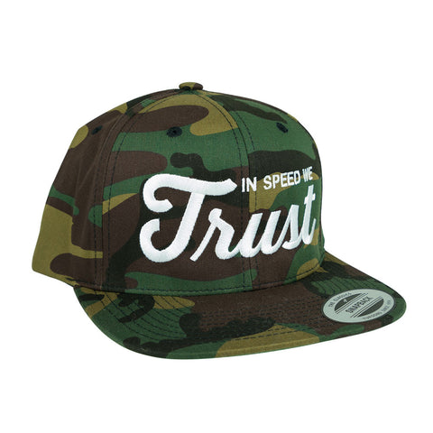 "Snap Back ""In Speed We Trust"""