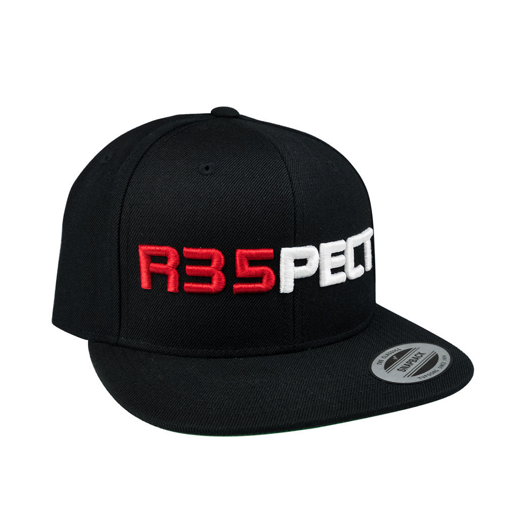 "Snap Back ""R35PECT"""