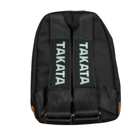 Racing Backpack - Black