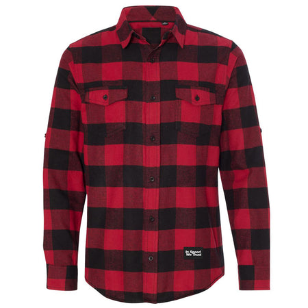 TunerCult Red Buffalo Flannel
