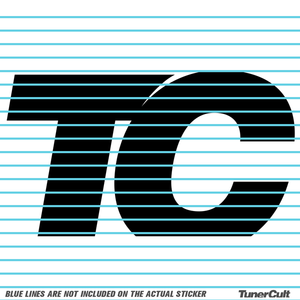 TC Sticker