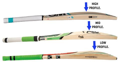 Cricket Bat Shape Guide