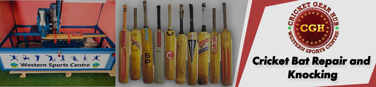 Cricket Bat Repair, Cricket Bat Preparation, Fix Cricket Bat