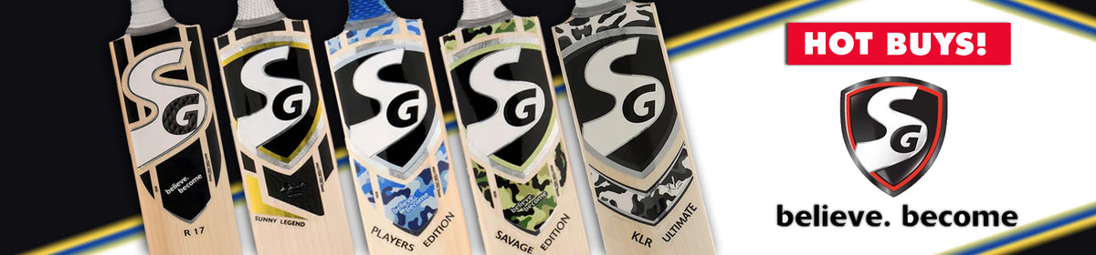 SG Cricket Bat