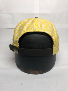 Yellow on Yellow, five panel
