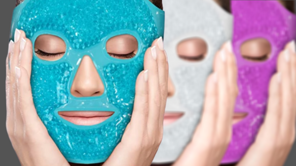 hot or cold therapy facial mask