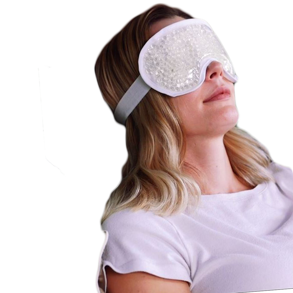Gel Eye Mask Feature Video