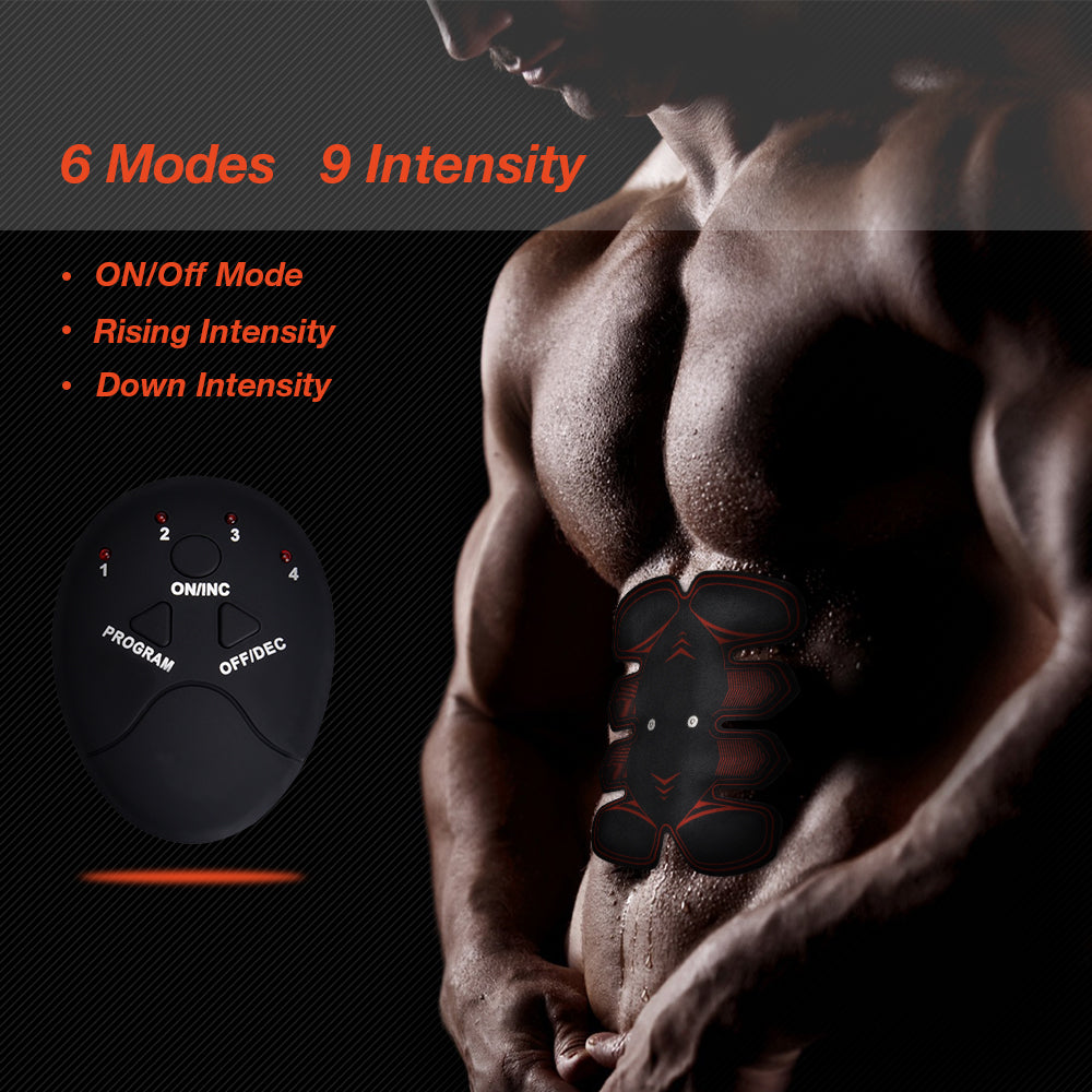 Smart Wireless Fitness Arm & Abdominal Training Tool