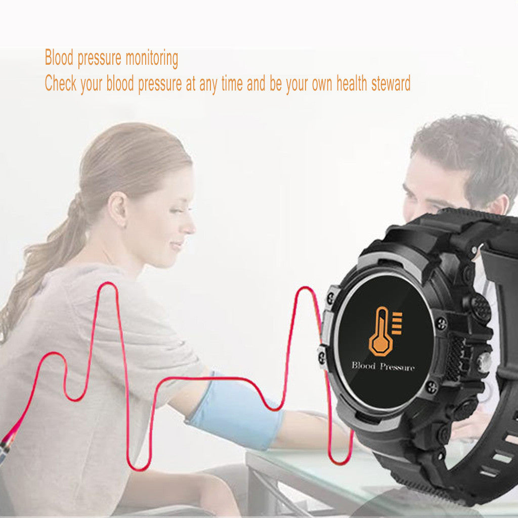 Waterproof Sport Smart Watch