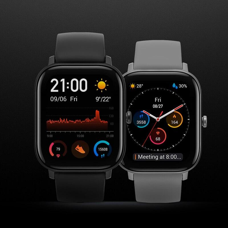 AMOLED Screen Smart Watch
