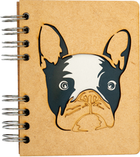 Load image into Gallery viewer, Sustainable journal - Recycled paper - Dog