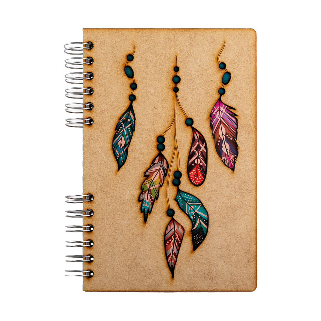 Sustainable journal - Recycled paper - Dreamcatcher