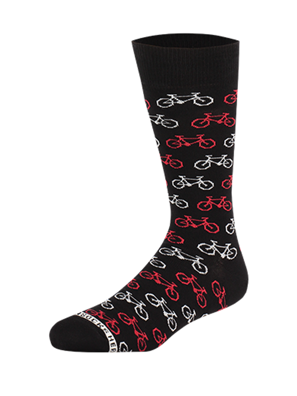 Sock Bike Black