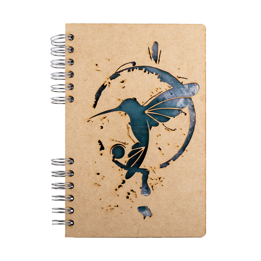 Sustainable 2021 agenda - recycled paper - Hummingbird Ink