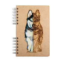 Load image into Gallery viewer, Sustainable journal - Recycled paper - Husky