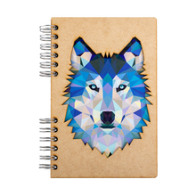 Load image into Gallery viewer, Sustainable 2021 agenda - recycled paper - Wolf