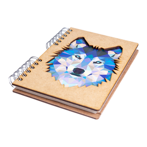 Sustainable 2021 agenda - recycled paper - Wolf
