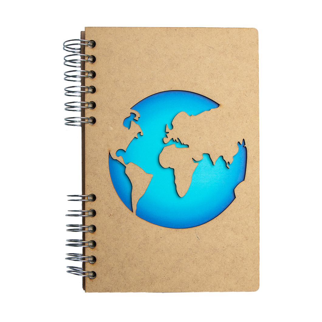 Sustainable 2021 agenda - recycled paper - World