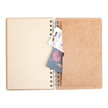 Load image into Gallery viewer, Sustainable journal - Recycled paper - Wishlist