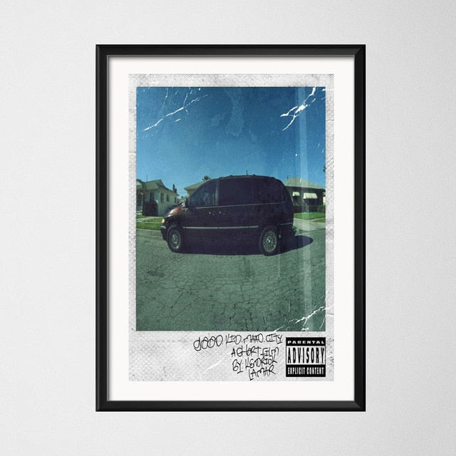 Kendrick Lamar - Good Kid, m.A.A.d. City
