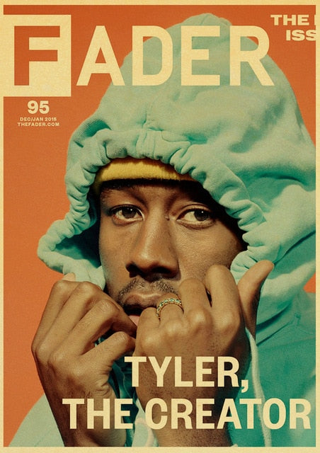 Tyler, The Creator X The Fader