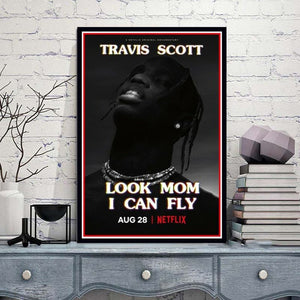 Travis Scott - Look mom I can fly