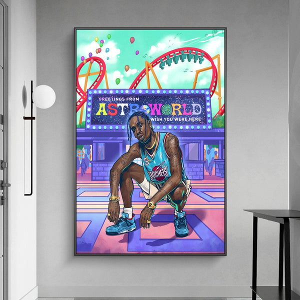 Travis X Astroworld