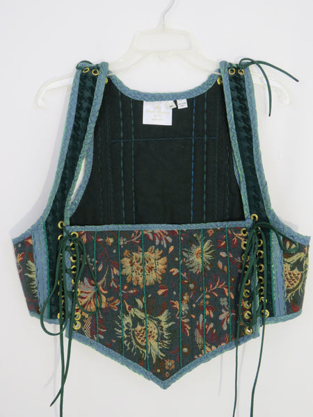 Green Bodice- XXLarge