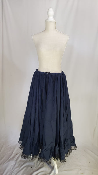 Navy Lady Anne Petticoat