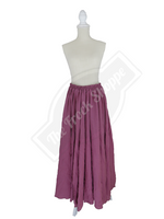 Dusty Rose Maid Marion Skirt