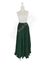 Green Maid Marion Skirt