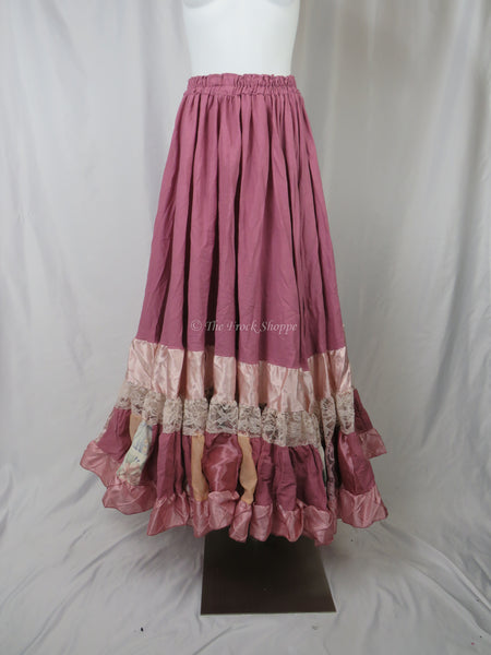 Dusty Rose Elizabeth Skirt