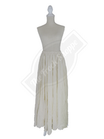 Cream Maid Marion Skirt