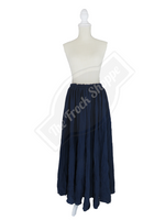 Navy Maid Marion Skirt
