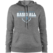 Load image into Gallery viewer, Plate Logo Ladies' Pullover Hooded Sweatshirt