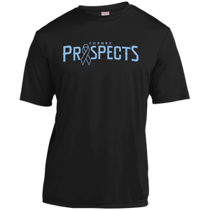 Prospects Wordmark Ribbon Youth Moisture-Wicking T-Shirt