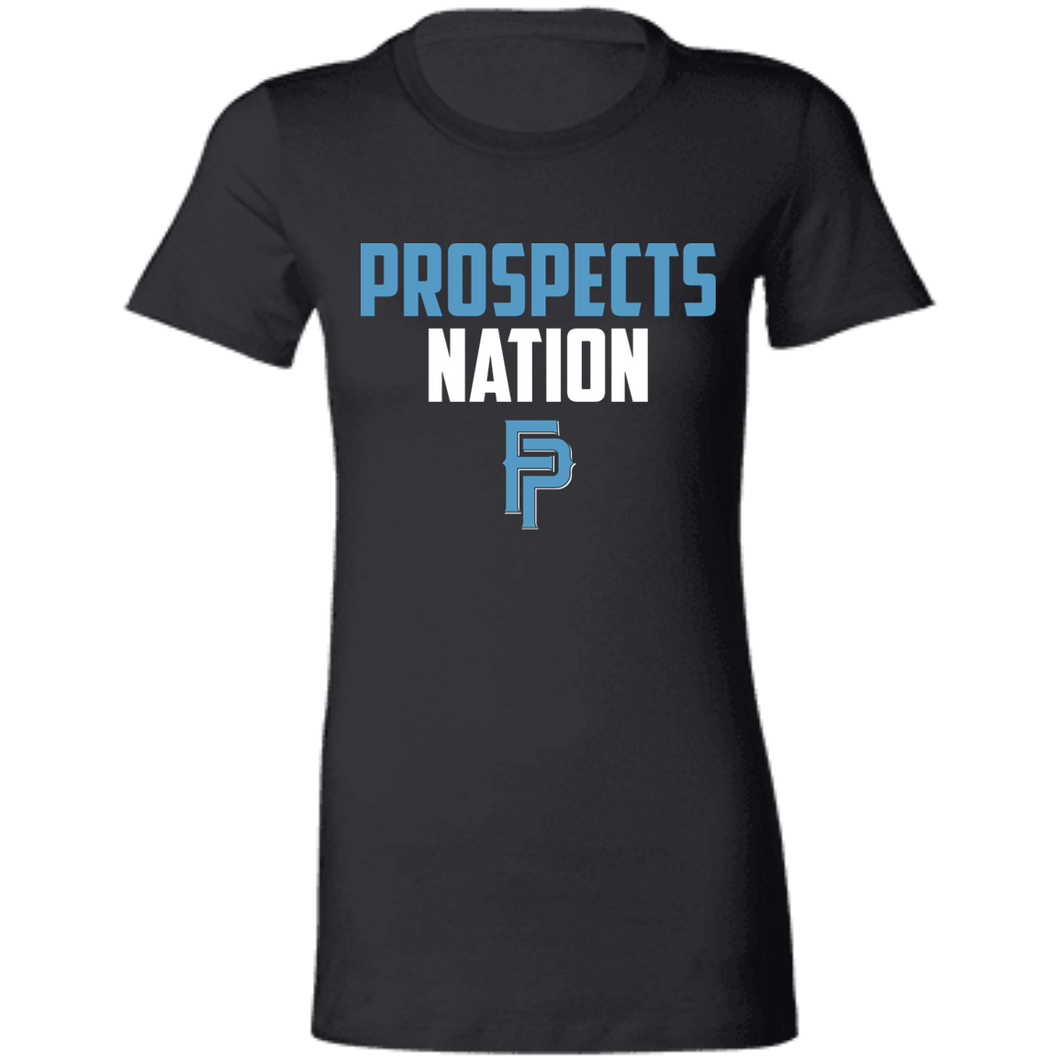 Prospects Nation Ladies' Favorite T-Shirt