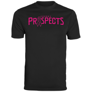Prospects Wordmark Ribbon Men's Wicking T-Shirt