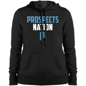 Prospect Nation Ladies' Pullover Hooded Sweatshirt