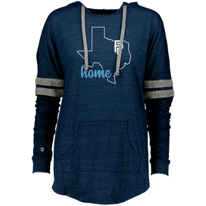 FP Home Ladies Hooded Low Key Pullover