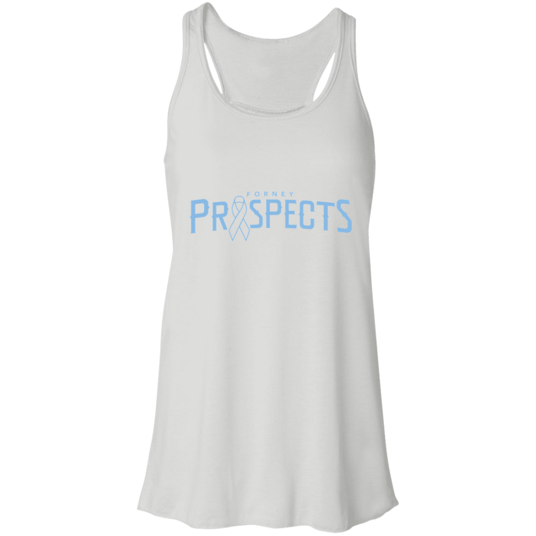 Prospects Wordmark Ribbon Flowy Racerback Tank