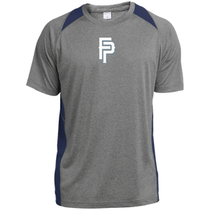 FP Mini Logo Youth Colorblock Performance T-Shirt
