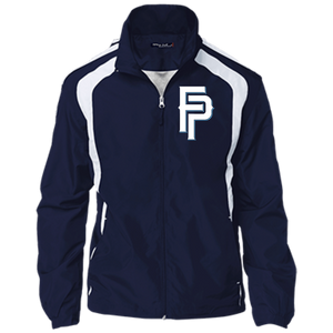 FP Logo Youth Colorblock Jacket