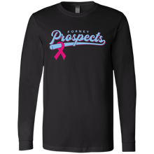 Load image into Gallery viewer, Prospects Ribbon Men's Jersey LS T-Shirt
